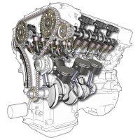 стартиране на двигателя